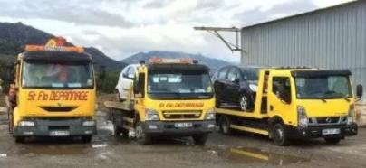 Depannageauto Corse,remorquage Corse, depanneurCorse