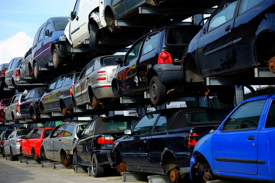 enlevement d'epave, recycle auto