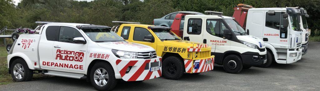 Depannage auto Poitiers,remorquage Poitiers, depanneurPoitiers